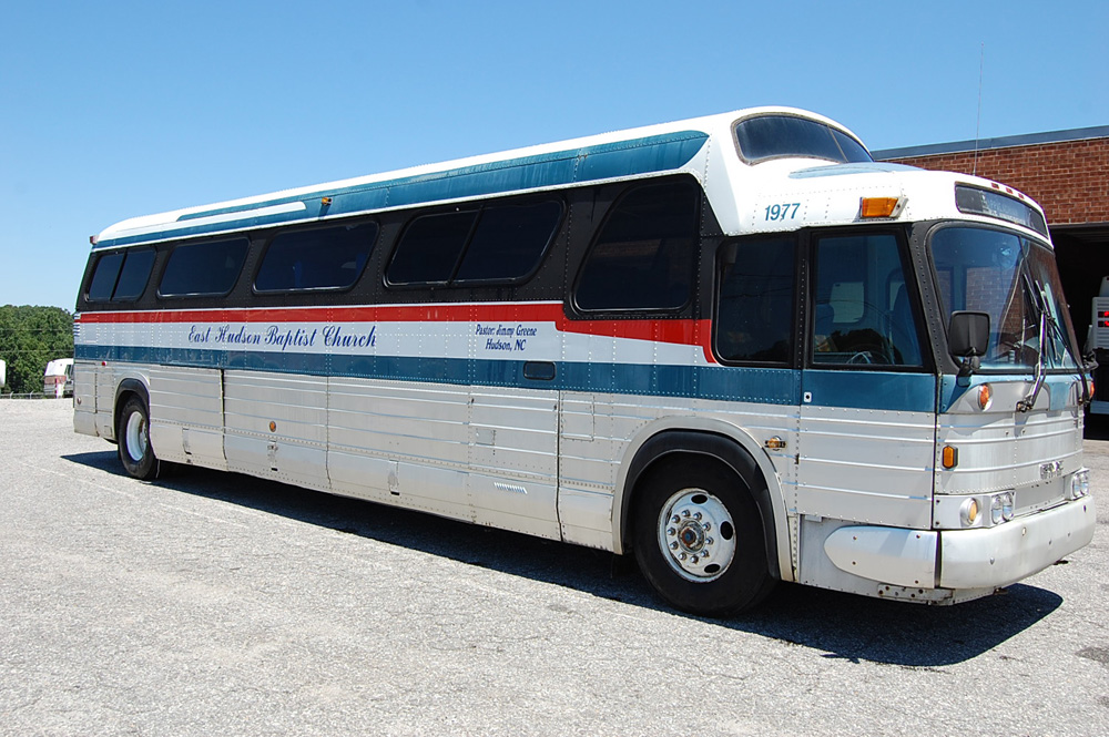 1977 Gmc 4905a Seated Coach For Sale 9 750